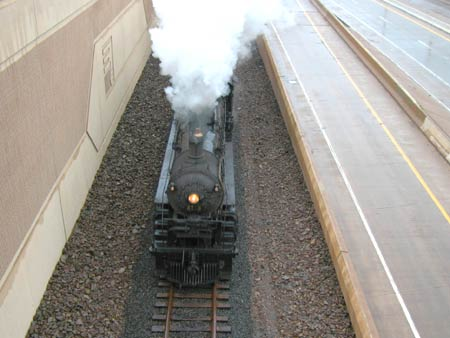 Duluth Steam Train