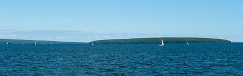 Lake Superior Circle Tour Map