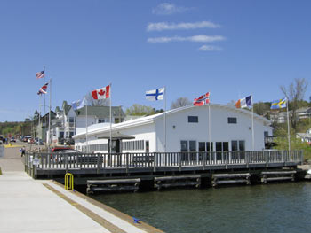 Bayfield Lakeside Pavilion