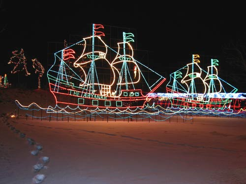 Duluth christmas lights bentleyville tall ships at bentleyville christmas lights aloadofball Image collections