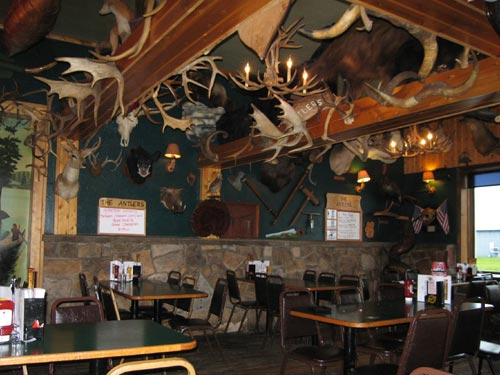 Antler Bar, Sault Ste. Marie, Michigan