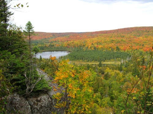 Oberg Mountain, Tofte, MN