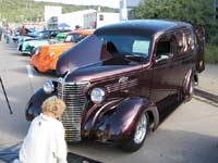 1939 Cheverolet Panel Truck