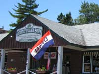 country village shops copper harbor