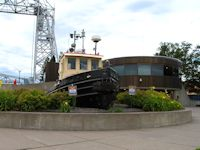 Lake Superior Marine Museum