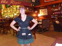 Wait Staff at Dubh-Linn Irish Pub