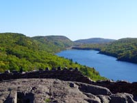 Lake of the Clouds Porcupine Mountains State Park