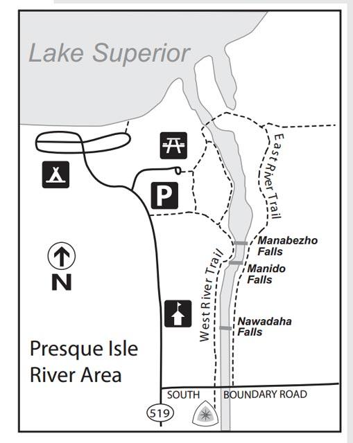Porcupine Mountains | waterfalls, hiking, camping on