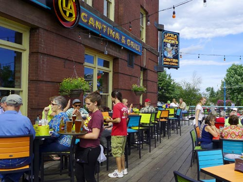 Little Angie's Cantina Duluth Minnesota