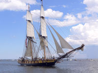Tall Ship US Brig Niagara