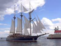 Peacemaker Sailing Ship