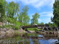 gooseberry falls bridge