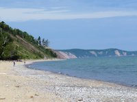 grand marais beach and grand sable dunes