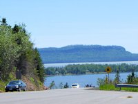 Trans-Canada Highway 11-17 East of Nipigon