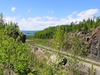 Trans-Canada Highway 11-17 West of Rossport