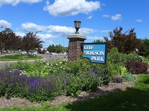 Leif Erickson Park Duluth Mn