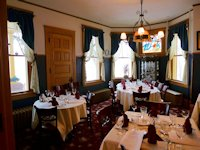 rittenhouse inn dining room