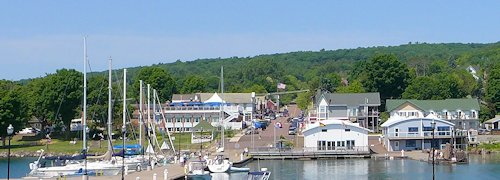 bayfield wi harbor