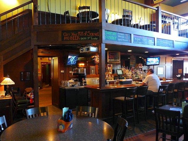 Wisconsin The Alley Sports Bar Ashland