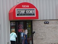 Stormy Kromer Factory Tour
