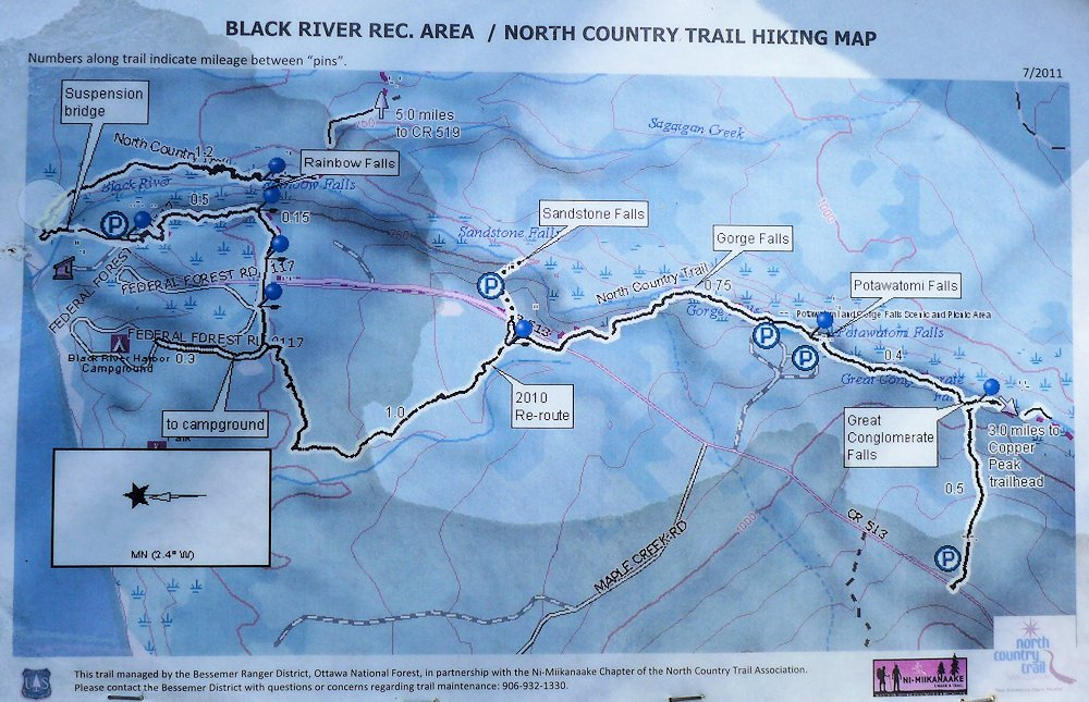 black river nc map image collections