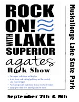 Rock On Agate Festival