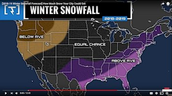 winter precipitation forecast