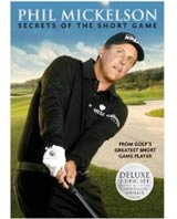 Phil Mickelson's Short Game Golf Secrets