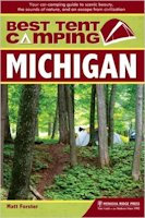 tent camping michigan