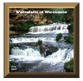 wisconsin waterfalls DVD