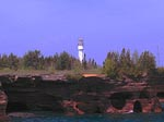 Devil's Island Lighthouse Apostle Islands