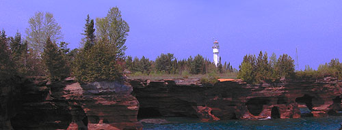Devils Island, Apostle Islands National Lakeshore Park