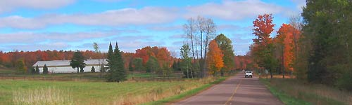 color tour black river scenic byway