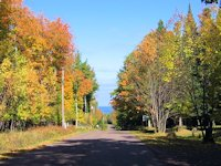 color tour upper peninsula