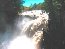 rainbow falls black river harbor