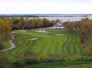 Wild Bluff Golf Course Brimley, MI