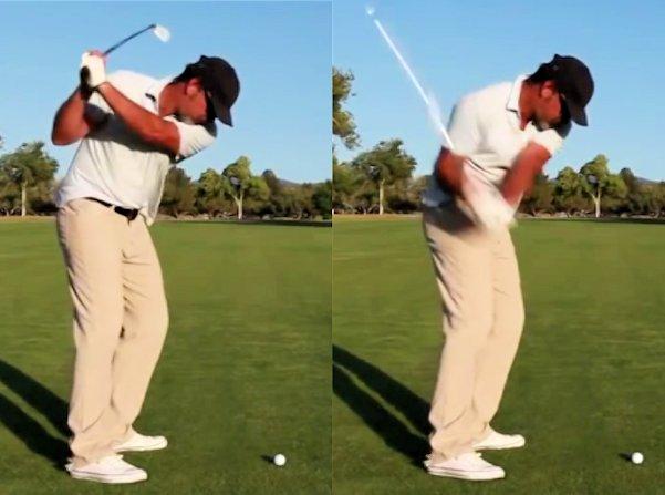 Jim Venetos Golf Swing
