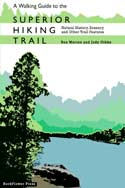 walking guide to the Superior Hiking Trail