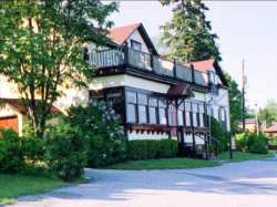 Rossport Inn, Rossport Ontario
