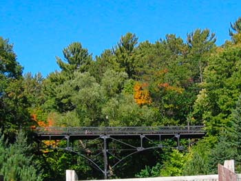 bayfield iron bridge