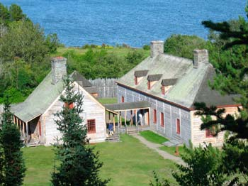 grand portage stockade