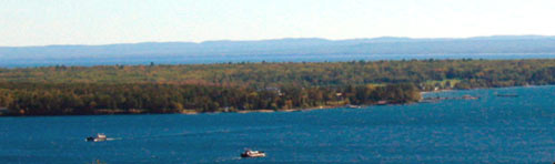 madeline island of the apostle islands