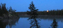 granite lake in wabakimi Park