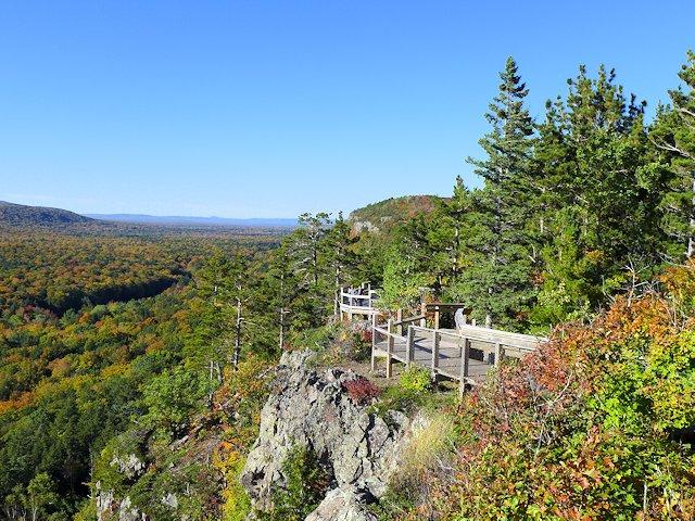 Porcupine Mountains To Ironwood Michigan Superior