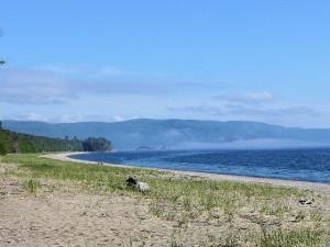 Pancake Bay Beach, Pancake Provincial Park,