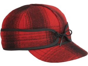 The original Stormy Kromer hat.