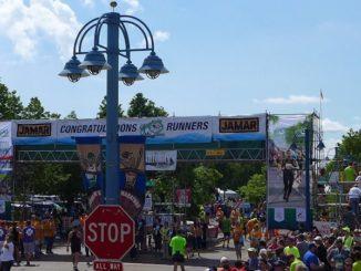 2017 Grandmas Marathon Race