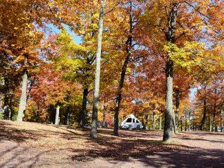 curry park campground Ironwood, MI