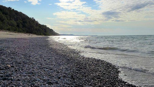Grand Marais Rock and Agate Beach
