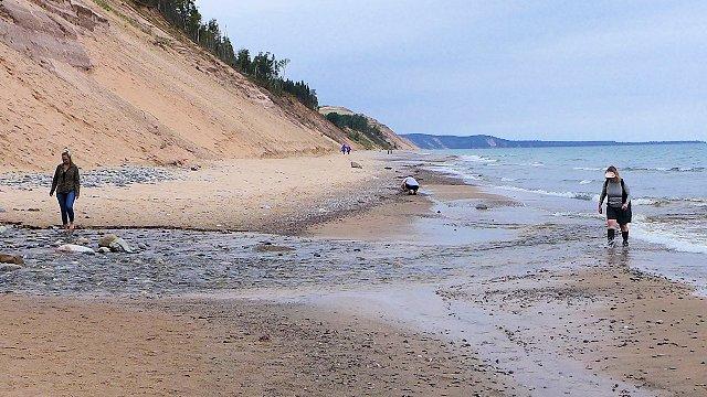 Sable Beach Lake Superior